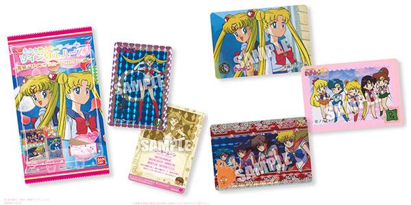 美少女戦士セーラームーン ツインウエハース~復刻デザインプラカードコレクション~ 14個入りBOX(食玩)[バンダイ]《在庫切れ》