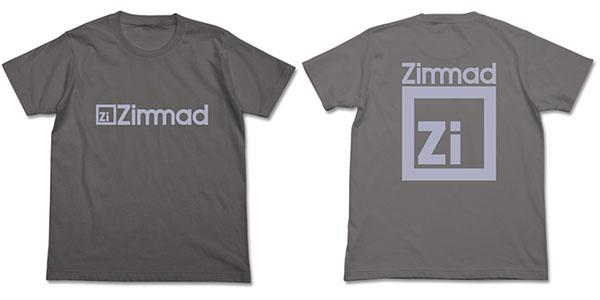 機動戦士ガンダム ツィマッド社Tシャツ/ミディアムグレー-M
