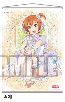 Love Live! - A2 Wall Scroll Ver.5 Rin(Pre-order)ラブライブ!A2タペストリーVer.5 凛Accessory