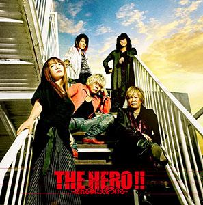 CD TVアニメ『ワンパンマン』OP主題歌 「THE HERO!!~怒れる拳に火をつけろ~」 アーティスト盤 DVD付 / JAM Project[ランティス]《取り寄せ※暫定》