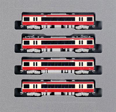 10-1308 京急2100形 増結セット(4両)[KATO]《取り寄せ※暫定》