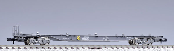 8703 JR貨車 コキ106形(グレー・コンテナなし・テールライト付)[TOMIX]《取り寄せ※暫定》