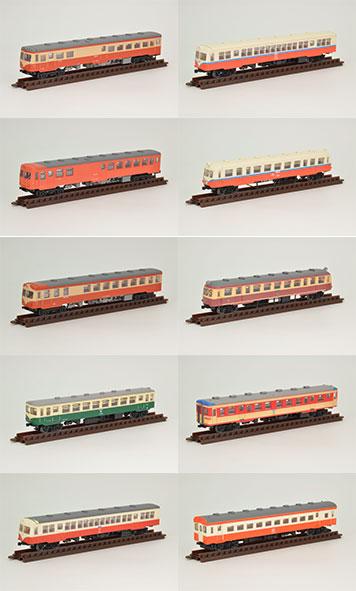 鉄道コレクション 第22弾 10個入りBOX[トミーテック]《在庫切れ》