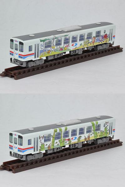鉄道コレクション 若桜鉄道WT3000形 2両セット[トミーテック]《発売済・在庫品》
