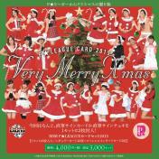 BBM P★LEAGUEカードセット2015 Very Merry X'mas[ベースボール・マガジン社]《在庫切れ》