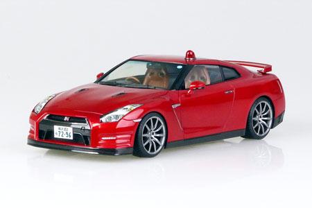 1/24 あぶない刑事 No.03 R35 GT-R プラモデル(再販)[アオシマ]【送料無料】《在庫切れ》