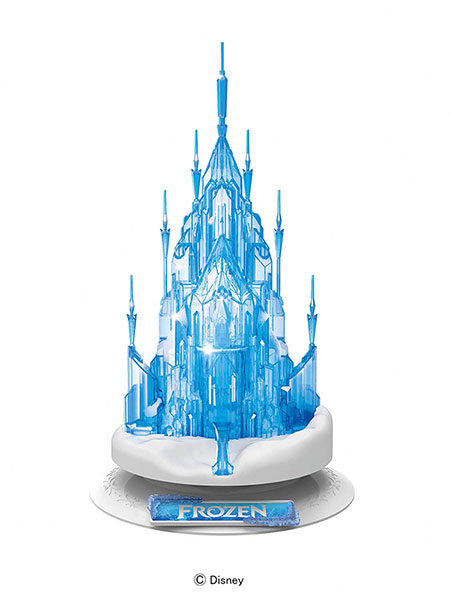 Amiami character hobby shop castle craft collection for Chateau de glace reine des neiges