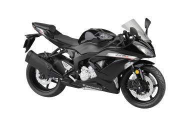 1/12 Complete Motorcycle Model Kawasaki Ninja ZX-6R 2014 (Black)(Released)1/12 完成品バイク Kawasaki Ninja ZX-6R 2014(ブラック)Accessory