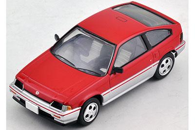 トミカリミテッドヴィンテージ LV-N124a Honda バラードスポーツCR-X 1.5i(赤/銀)[トミーテック]《発売済・在庫品》