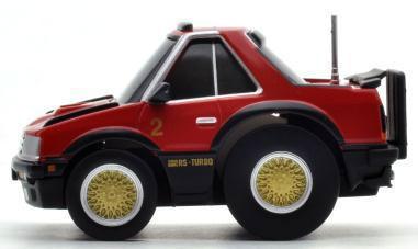 チョロQ zero 西部警察 Z10 マシンRS-2[トミーテック]《発売済・在庫品》