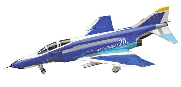 """エースコンバットシリーズ 1/72 F-4E ファントム2 """"エースコンバット 20周年記念塗装機"""" プラモデル"""