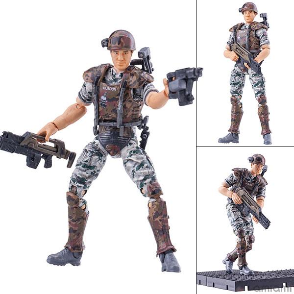 Aliens: Colonial Marines 1/18 アクションフィギュア ハドソン[ハイヤトイズ]《在庫切れ》