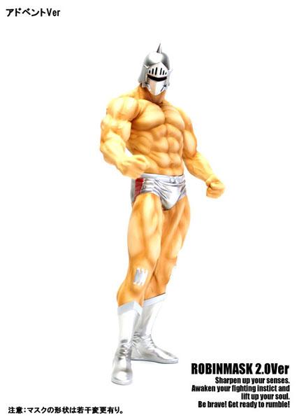 CCP マスキュラー コレクション vol.DX ロビンマスク2.0 (原作カラー) 第20回超人オリンピック決勝戦アドベントVer.[CCP]【送料無料】《在庫切れ》