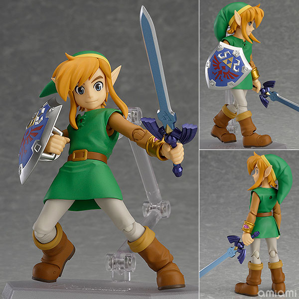 figma - The Legend of Zelda: A Link Between Worlds - Link (A Link Between Worlds ver.)(Pre-order)figma ゼルダの伝説 神々のトライフォース2 リンク 神々のトライフォース2ver.Figma