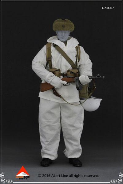 1/6 WWII ソビエト ウィンター ソルジャースーツセット(ドール用衣装)[Alert Line]《在庫切れ》