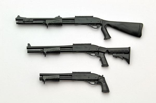 リトルアーモリー LA019 1/12 M870MCSタイプ プラモデル(再販)[トミーテック]《発売済・在庫品》