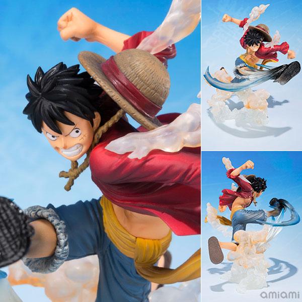 Figuarts ZERO - Monkey D. Luffy -Gomugomu no Takamuchi-