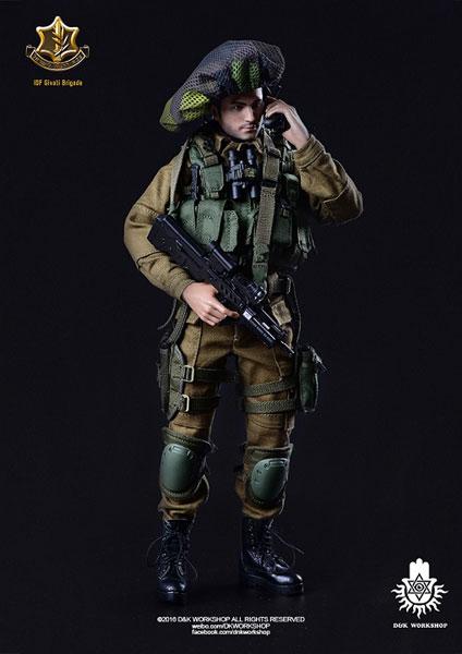 1/6 IDF ギバティ旅団 in ガザ地区[D&K Workshop]【送料無料】《在庫切れ》