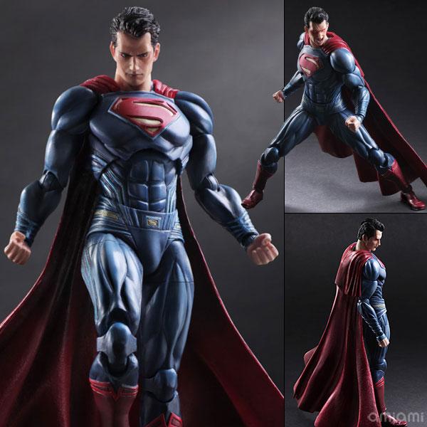プレイアーツ改 Batman vs Superman: Dawn of Justice スーパーマン[スクウェア・エニックス]【送料無料】《在庫切れ》