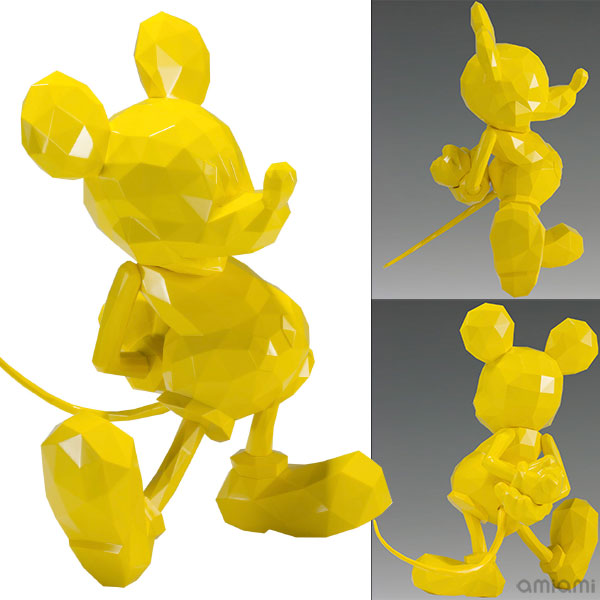 POLYGO Mickey Mouse YELLOW (ポリゴ ミッキーマウス イエロー)[千値練]《取り寄せ※暫定》