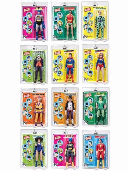 ワールドグレイテストヒーローズ/ DC スーパーフレンズ リミテッド:12種セット[フィギュアズ・トイ]【同梱不可】【送料無料】《在庫切れ》