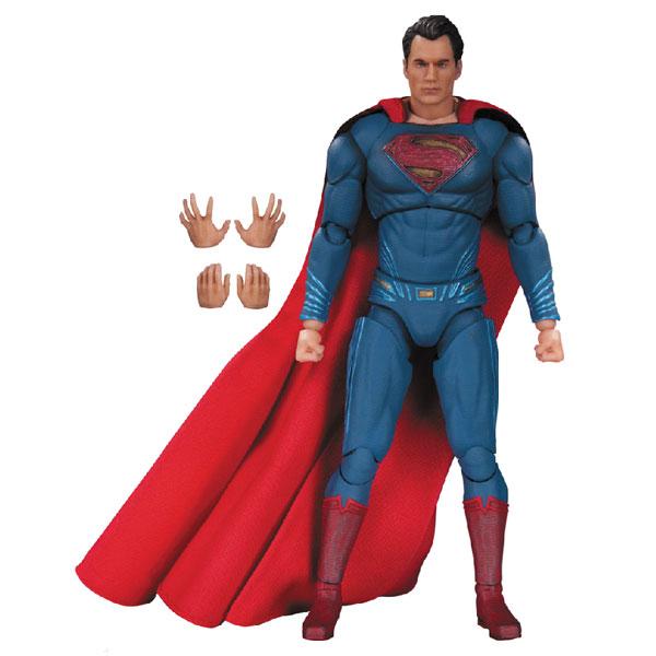 『バットマン vs スーパーマン』6インチ【DC アクションフィギュア】「ムービー・プレミアム」スーパーマン[DCコレクティブル]《在庫切れ》