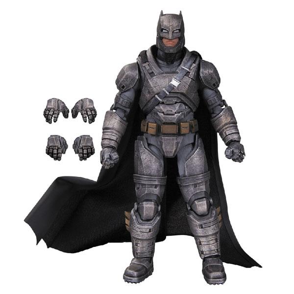 『バットマン vs スーパーマン』6インチ【DC アクションフィギュア】「ムービー・プレミアム」アーマード・バットマン[DCコレクティブル]《10月仮予約》
