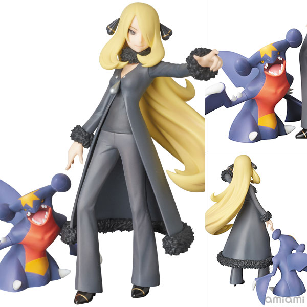 PPP - Pokemon: Cynthia Complete Figure(Pre-order)PPP ポケットモンスター シロナ 完成品フィギュアScale Figure