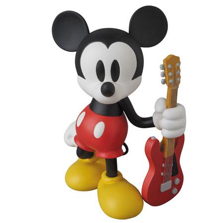 ヴァイナルコレクティブルドールズ No.251 VCD ミッキーマウス(ギターVer.)[メディコム・トイ]《取り寄せ※暫定》
