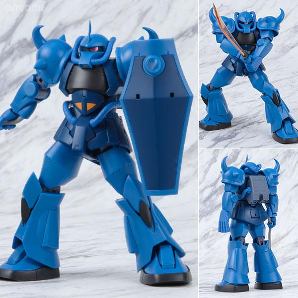 【特典】ROBOT魂 〈SIDE MS〉 MS-07B グフ ver. A.N.I.M.E. 『機動戦士ガンダム』[バンダイ]《発売済・在庫品》