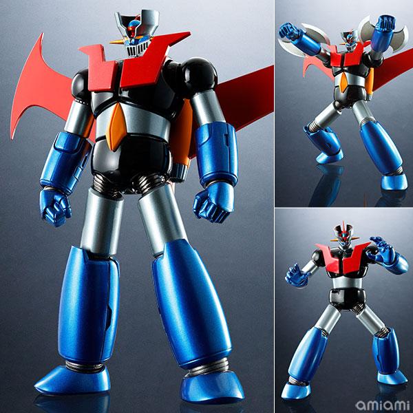 スーパーロボット超合金 マジンガーZ アイアンカッターEDITION 『マジンガーZ』[バンダイ]《在庫切れ》