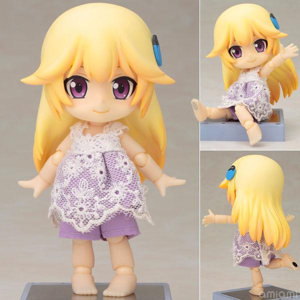 Cu-poche Firneds - Cherie Posable Figure(Pre-order)キューポッシュフレンズ シェリー-Cherie- 可動フィギュアNendoroid