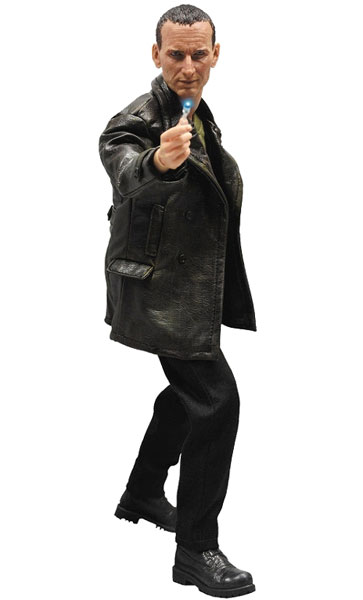 ドクター・フー/ 9代目ドクター クリストファー・エクルストン 1/6 アクションフィギュア[ビッグチーフスタジオ]【送料無料】《在庫切れ》