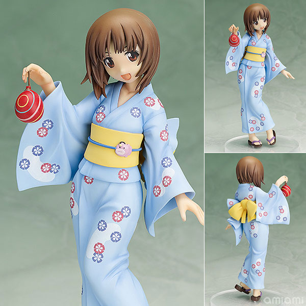 Y-STYLE - Girls und Panzer: Miho Nishizumi Yukata Ver. 1/8 Complete Figure(Pre-order)Y-STYLE ガールズ&パンツァー 西住みほ 浴衣Ver. 1/8 完成品フィギュアScale Figure