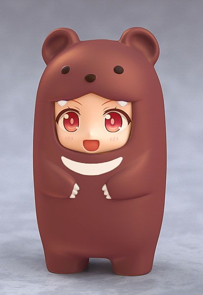 Nendoroid More - Kigurumi Face Parts Case (Brown Bear)(Pre-order)ねんどろいどもあ きぐるみフェイスパーツケース (ブラウンくま)Nendoroid