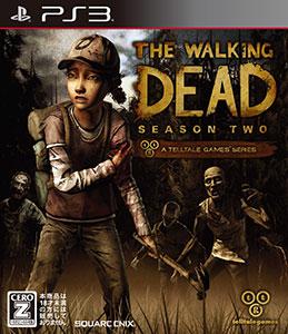 PS3 ウォーキング・デッド シーズン 2 (THE WALKING DEAD SEASON 2)[スクウェア・エニックス]《取り寄せ※暫定》