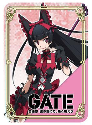 GATE 自衛隊 彼の地にて、斯く戦えり ロゥリィ・マーキュリー マウスパット[アクセルグラフィックワークス]《在庫切れ》
