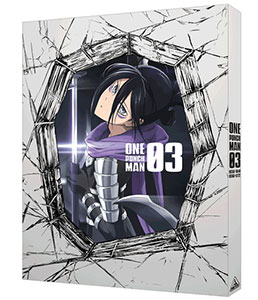 BD ワンパンマン 3 特装限定版 (Blu-ray Disc)[バンダイビジュアル]《在庫切れ》