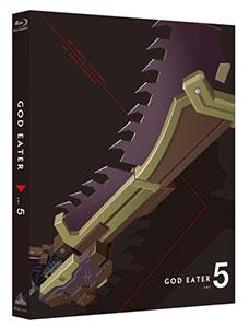 BD GOD EATER vol.5 特装限定版 (Blu-ray Disc)[バンダイビジュアル]《取り寄せ※暫定》