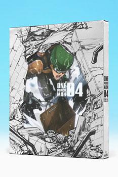 BD ワンパンマン 4  特装限定版 (Blu-ray Disc)[バンダイビジュアル]《取り寄せ※暫定》