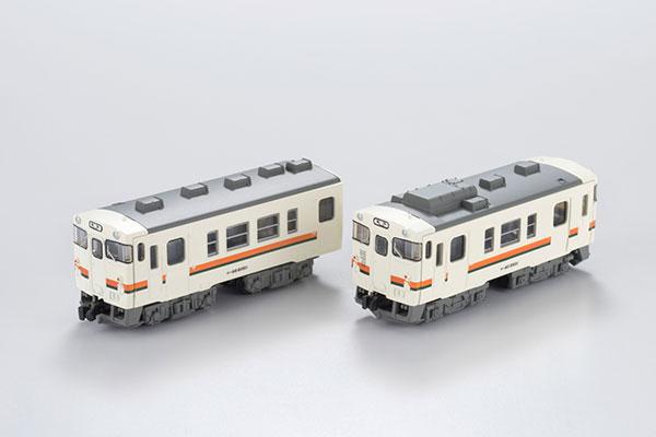 Bトレインショーティー キハ40形+キハ48形 東海色[バンダイ]《発売済・在庫品》