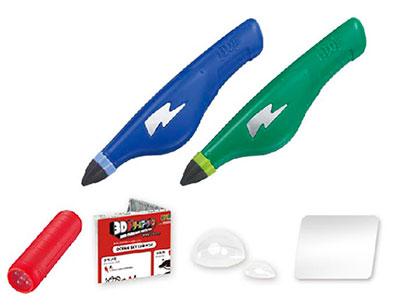 3Dドリームアーツペン オーシャンセットNeo (2本ペン)[メガハウス]【送料無料】《在庫切れ》