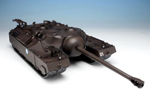 [Bonus] Girls und Panzer 1/35 T28 Super Heavy Tank Daigaku Senbatsu Team Plastic Model(Pre-order)【特典】ガールズ&パンツァー 1/35 T28 超重戦車 大学選抜チーム プラモデルAccessory
