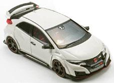 1/43 Honda CIVIC TYPE R 2015 Championship White[EBBRO]《取り寄せ※暫定》