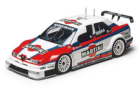 1/24 スポーツカーシリーズ No.176 アルファロメオ 155 V6 TI マルティーニ プラモデル[タミヤ]《在庫切れ》