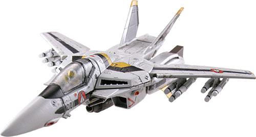 マクロスモデラーズ×技MIX 超時空要塞マクロス 技MCR01 1/144 VF-1S ファイター プラモデル[トミーテック]《06月予約》