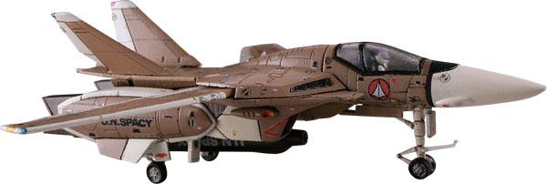 マクロスモデラーズ×技MIX 超時空要塞マクロス 技MCR04 1/144 VF-1A ファイター プラモデル