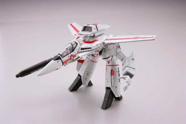 マクロスモデラーズ×技MIX 超時空要塞マクロス 技MCR09 1/144 VF-1J 2モードセット プラモデル[トミーテック]《在庫切れ》