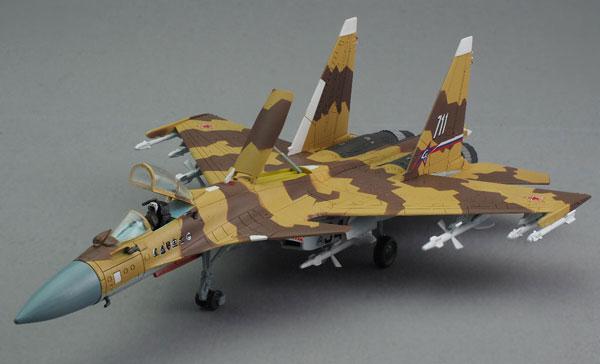 """技MIX AC601 1/144 ロシア空軍 Su-37 """"フランカーE2"""" 711番機 プラモデル[トミーテック]《取り寄せ※暫定》"""