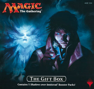 【英語版】マジック:ザ・ギャザリング『イニストラードを覆う影』The Gift Box[Wizards of the Coast]【送料無料】《発売済・在庫品》